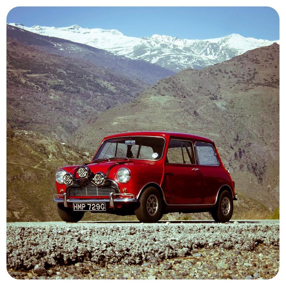 1967 Mk1 Mini cooper classic, Mini cooper, Red mini cooper