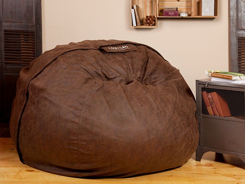 brown moviesac fits 2 adults or 1 adult and 1 child but donu0027 bean