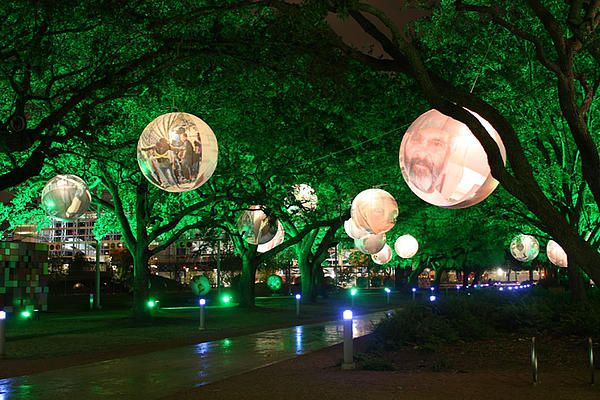 Houston - Discovery Green