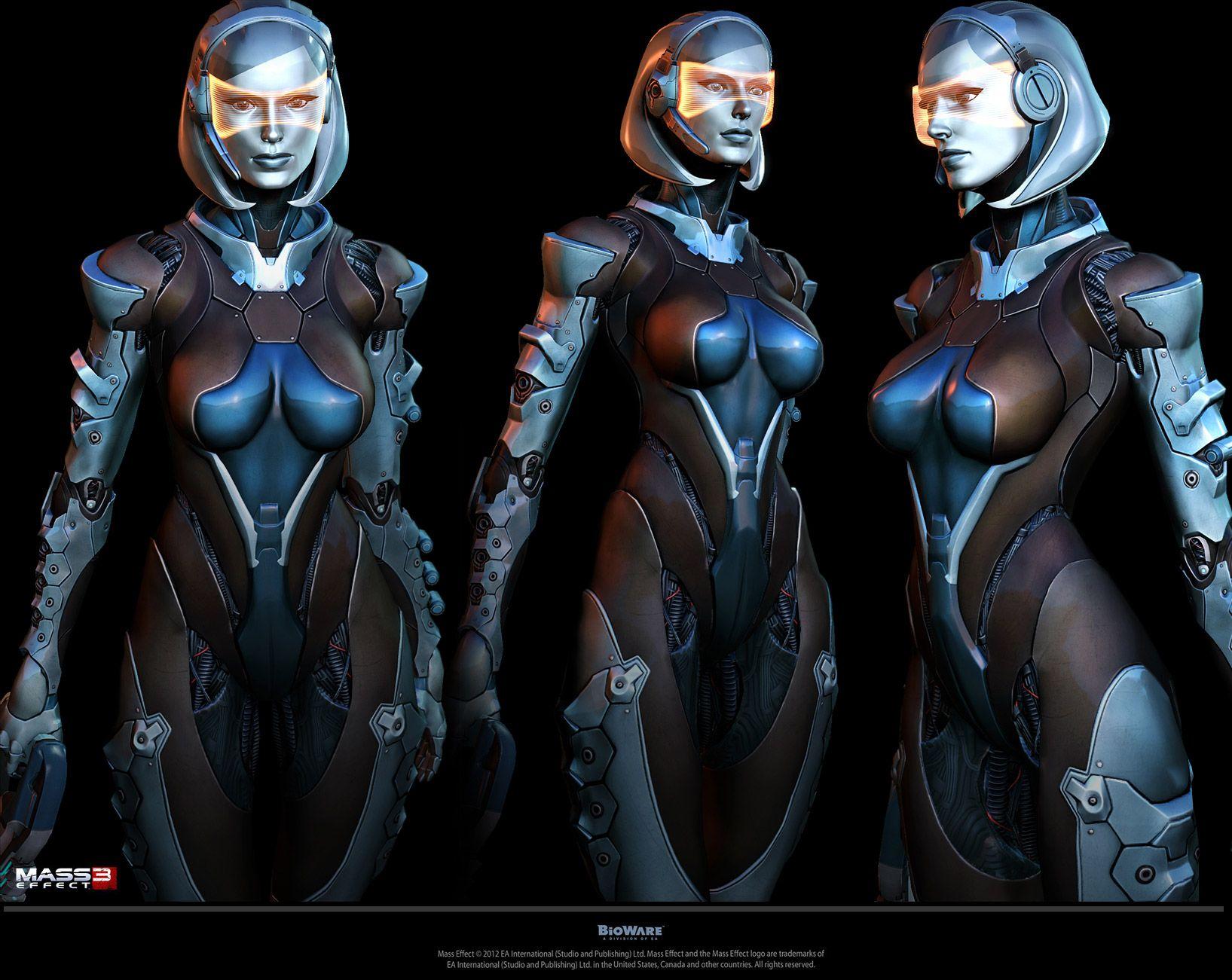 Edi Mass Effect edi alternate armor – mass effect 3 | mass effect | mass effect