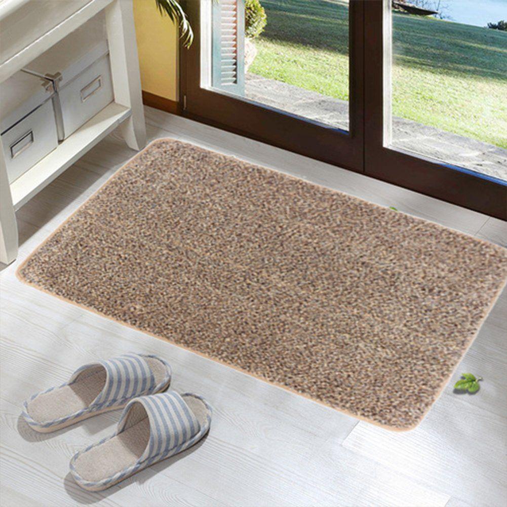 Kernorv Super Absorbs Mud Room Rug Non Slip Dirt Trer Mat Indoor Doormat Floor Mats 18 X 28 Shoes Ser Cotton Entrance For Bedroom