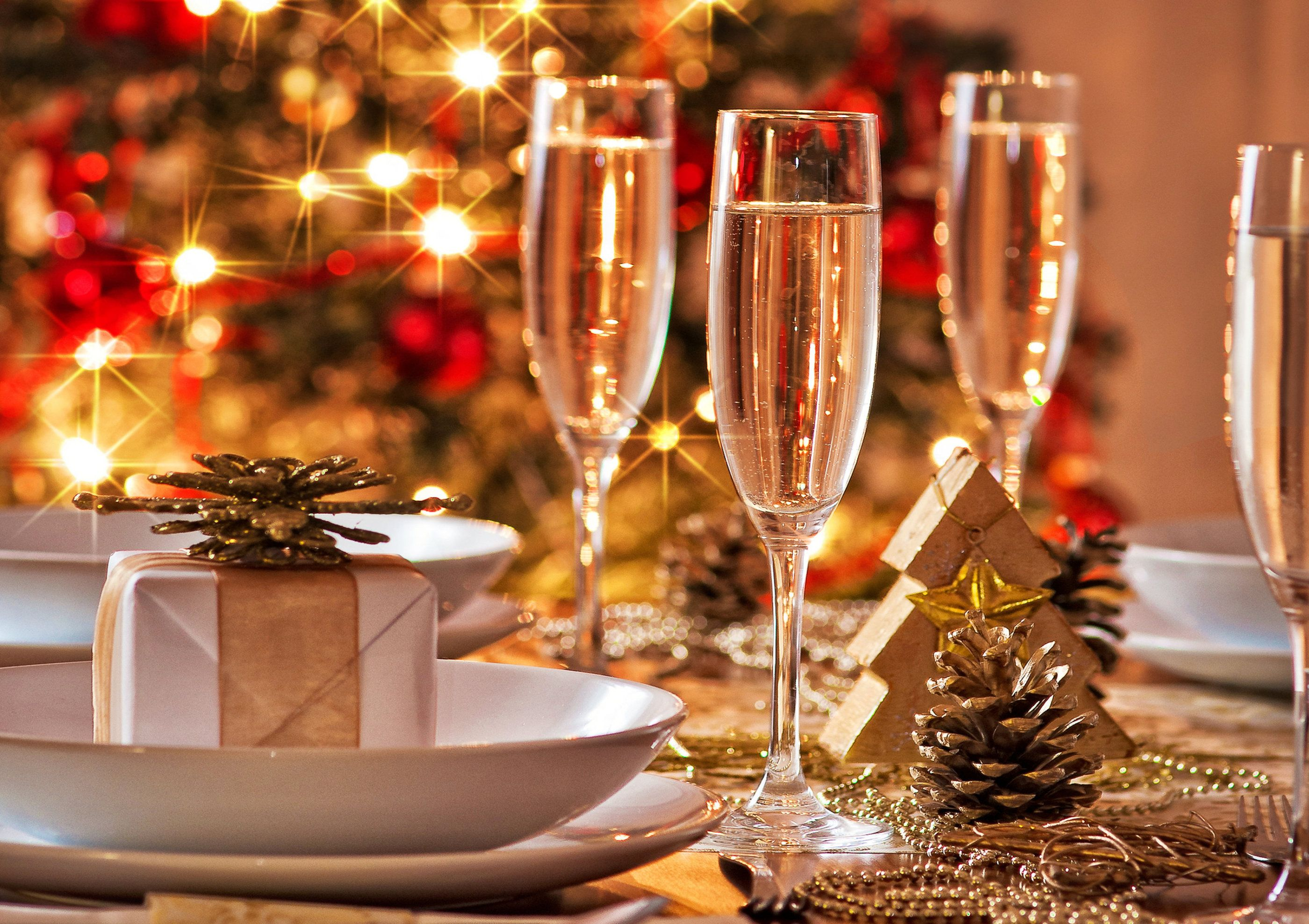 Some Christmas Table Decoration Ideas Could Simply Transform Your Christmas
