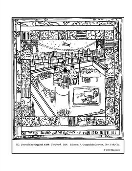 Tar Beach Coloring Page And Lesson Plan Ideas