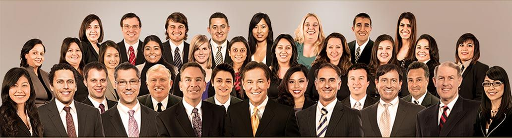 The size of our firm allows us to take on some of the largest cases in California.
