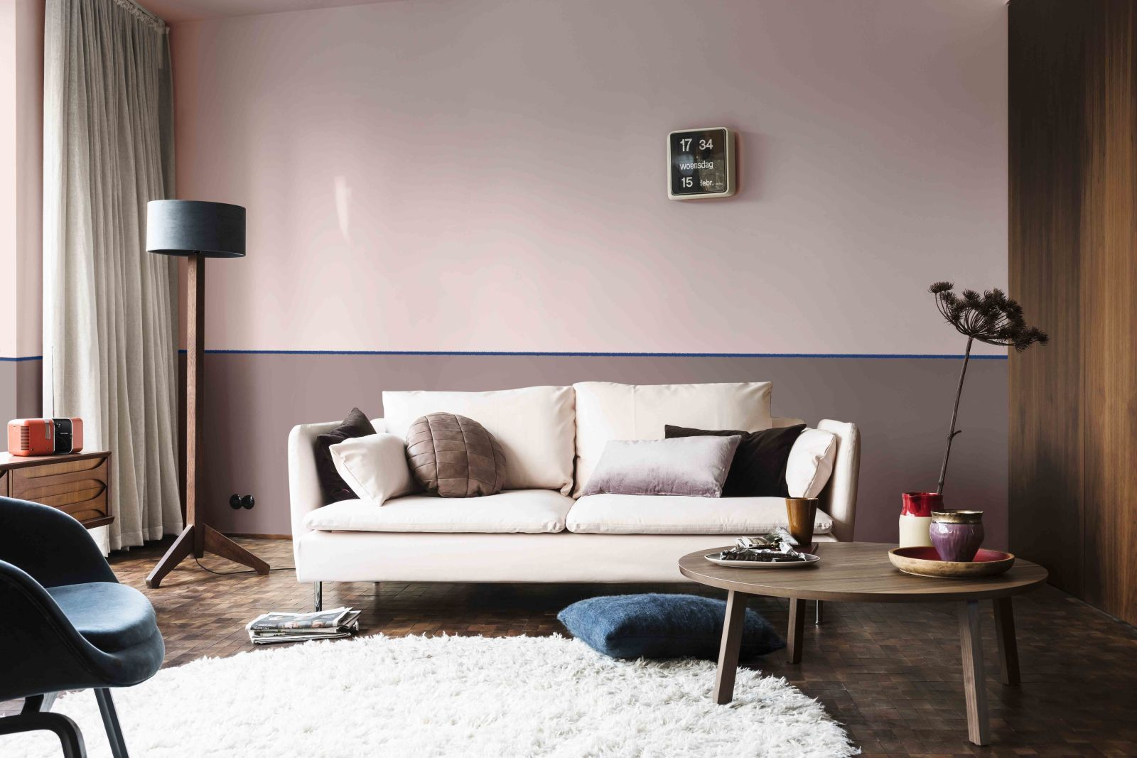 Dulux announce its Colour of the Year 2018 | Farbe des Jahres und Farben