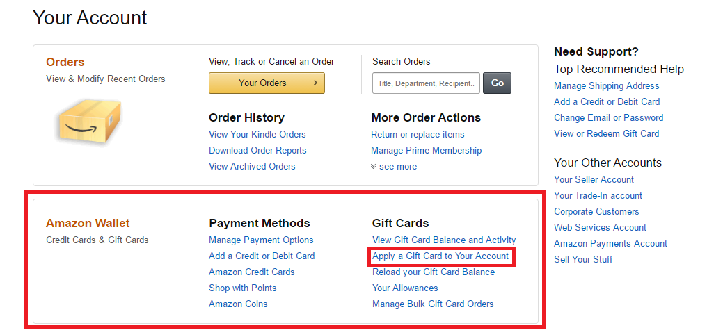 How To Reload Your Amazon Gift Card Balance Gazette Review Gift Card Balance Amazon Gifts Amazon Gift Cards