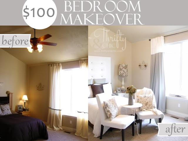 Thrifty Chic Master Bedroom Diy Ideas Chic Master