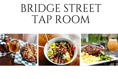 Dining At The Bridge Street Tap Room In Charlevoix Mi Chicken Salad Wrap Dog Food Recipes Tap Room