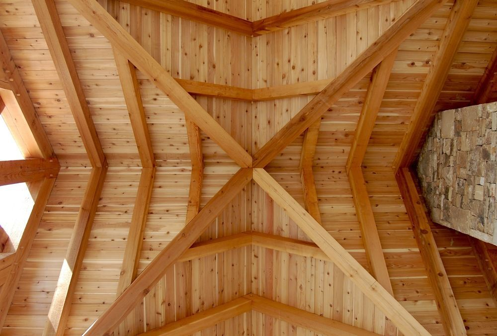 Pin on Construction Details for Timber Frames