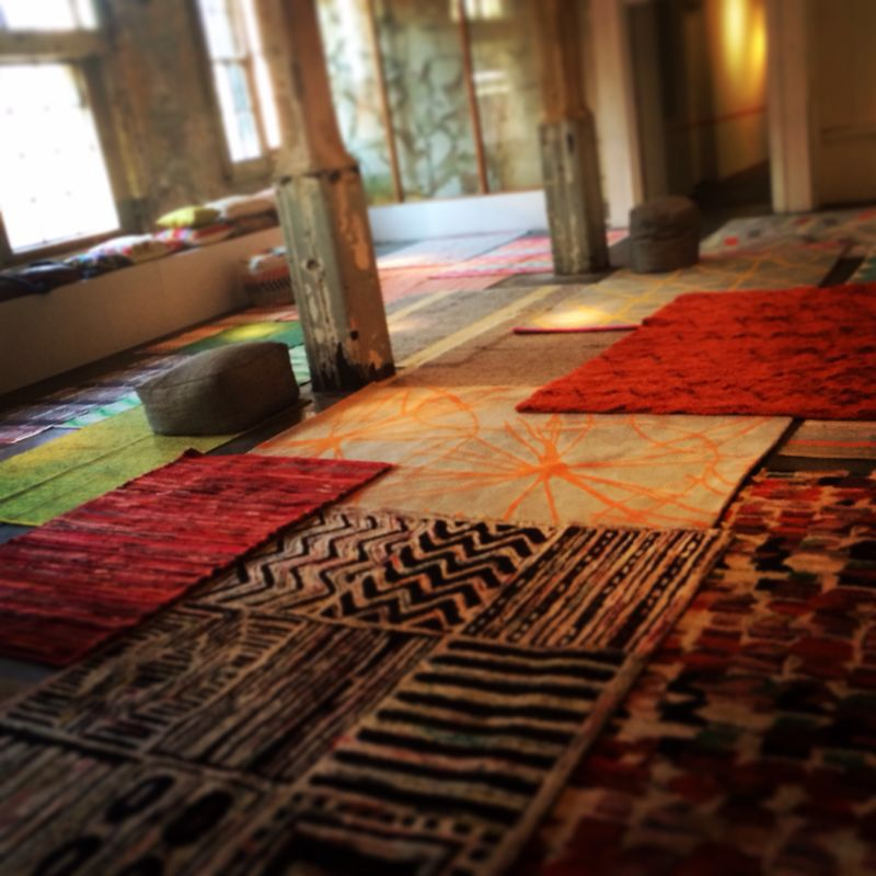 Whole Room Of Rugs