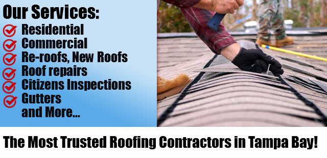 Tampa Bay Roofers Tampa Roofing Experts Roofing Roofer Commercial Roofing