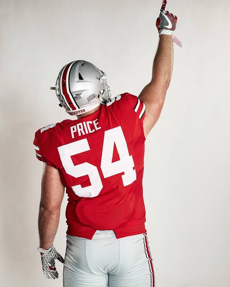 billy price osu jersey