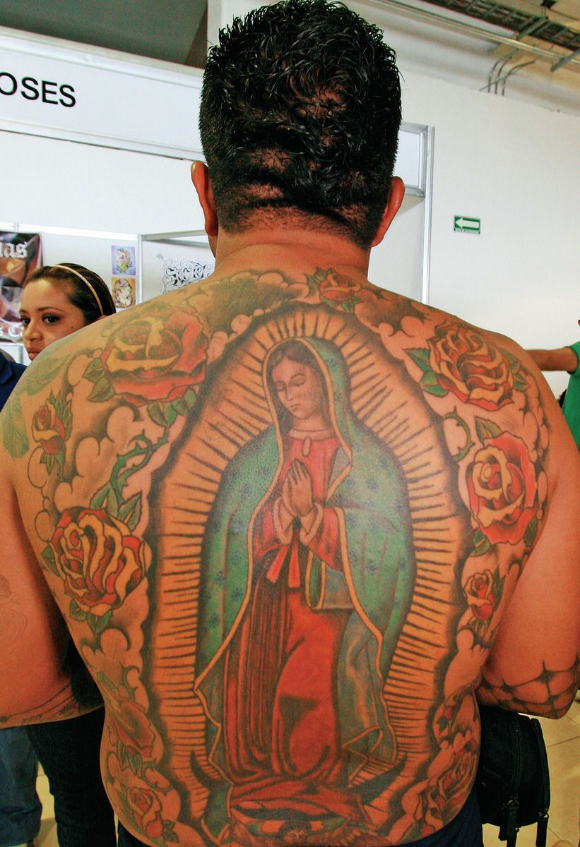 32++ Amazing Female tattoo artists mexico city ideas