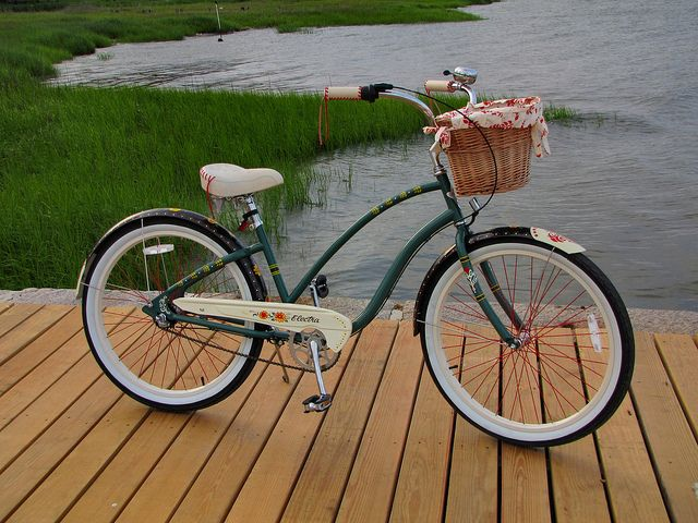 It's been years, and I still want the Electra Gypsy cruiser. Love it.