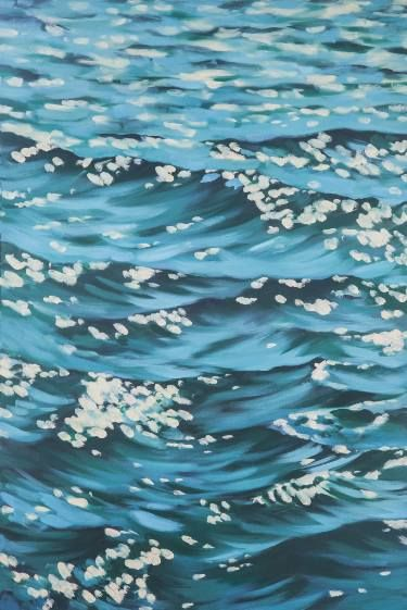 How to paint ripples - Quora