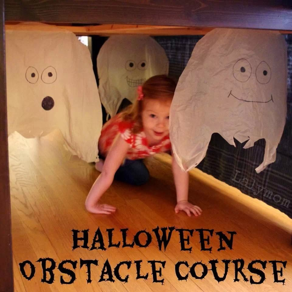 Tunel de fantasmas | Halloween | Pinterest | Halloween games and ...