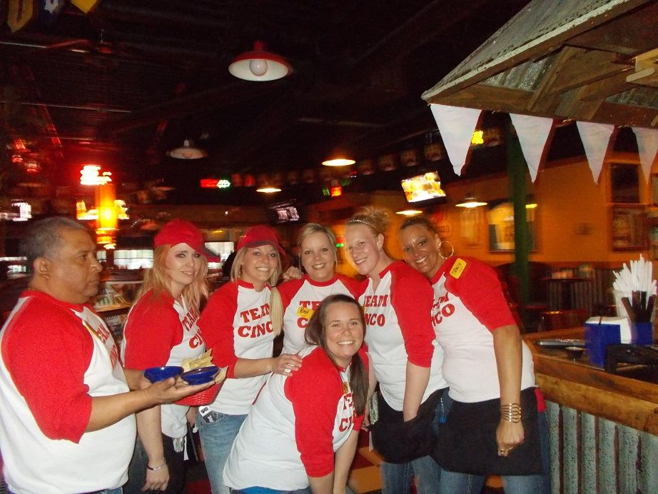 #cinco style #bar team #party is popping