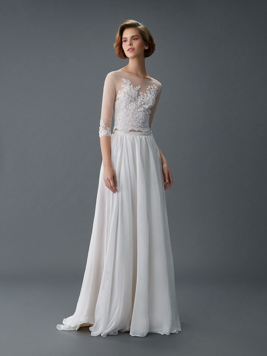 Princess/ALine Gown by Amanda Lee Weddings (3784) The