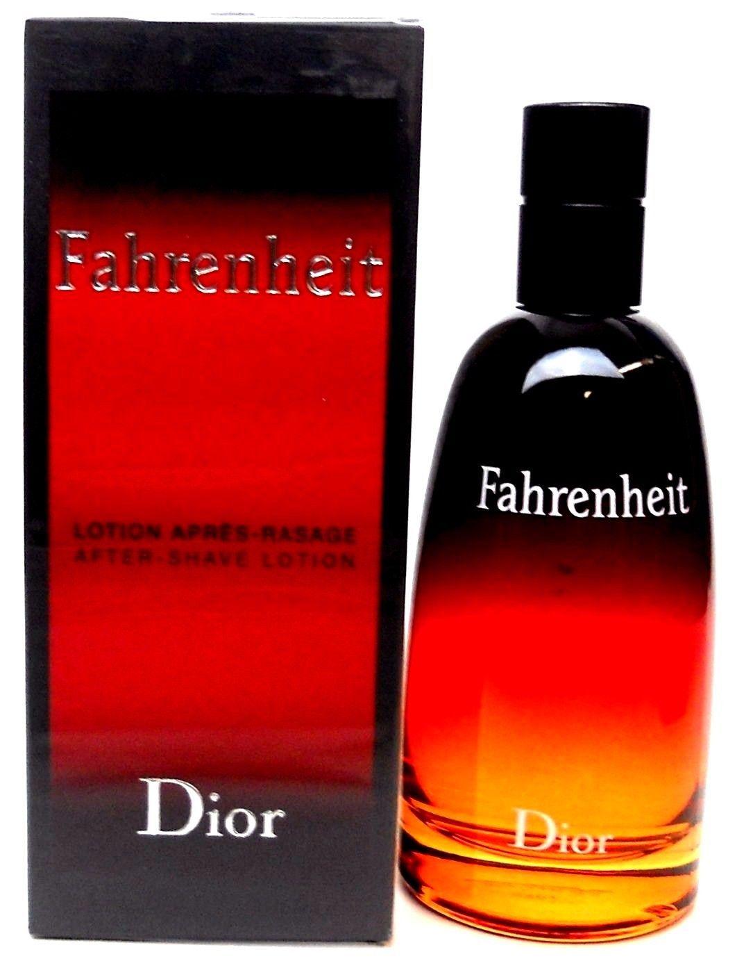 1644f5160b 49.24 | Fahrenheit After Shave Lotion Splash by Dior 3.4 oz. Brand ...
