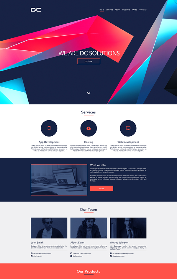 Dc Solutions Rebranding On Pantone Canvas Gallery With Images Rebranding Web Design Solutions