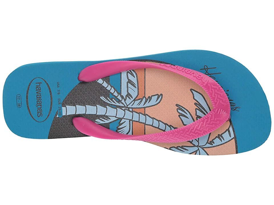 Havaianas Top Vibes Sandal Women's Shoes Turquoise