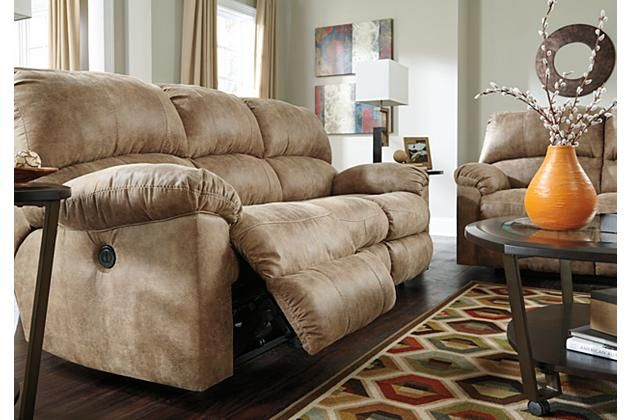 Best Birch Stringer Reclining Sofa View 3 Reclining Sofa 400 x 300