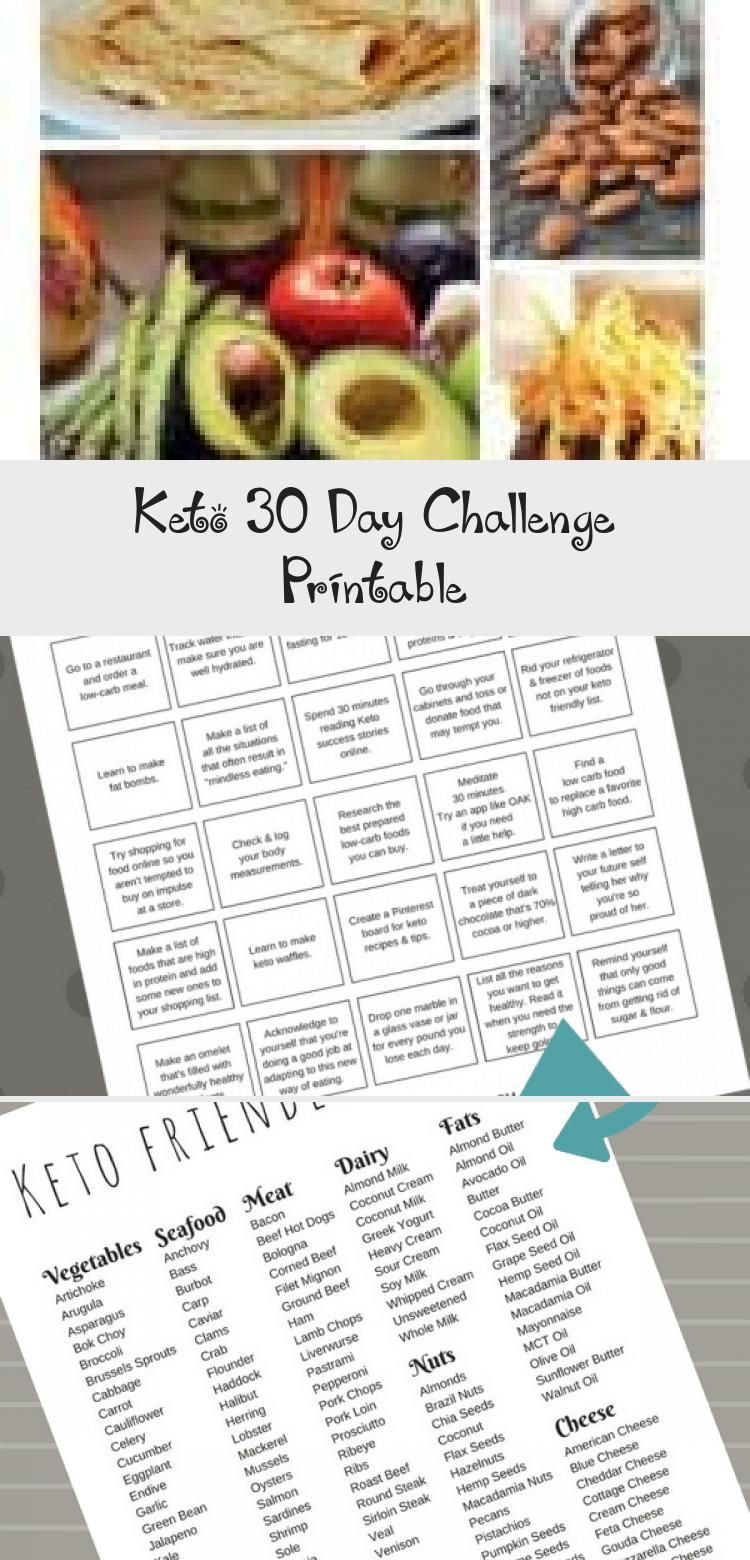 If you are starting the Keto Diet you'll love this 30 day ketogenic diet plan pdf. Print this Free 3...
