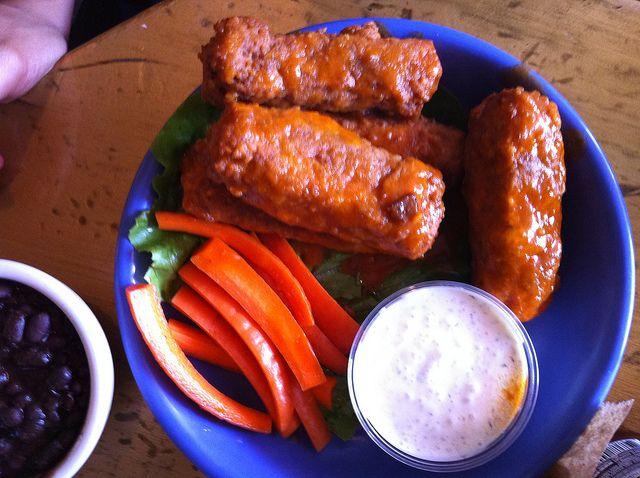Vegan Buffalo Wings Rosetta S Kitchen Asheville Misc