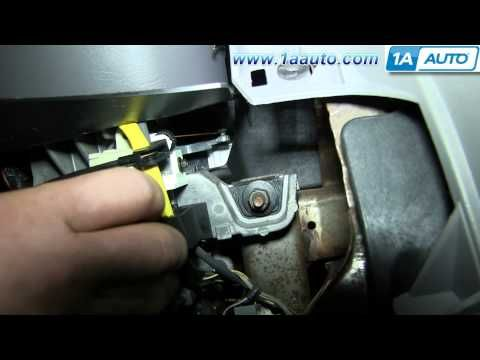 How To Install Replace Fuel Pump 1996 06 Ford Taurus Mercury Sable Youtube Mercury Sable Taurus Installation