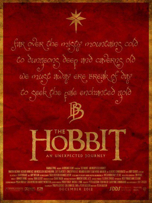 Lo Hobbit by Peter Jackson