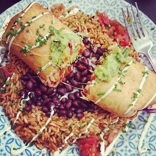 Chimichangas | 25 Foods Texas Does Better Than Anywhere Else