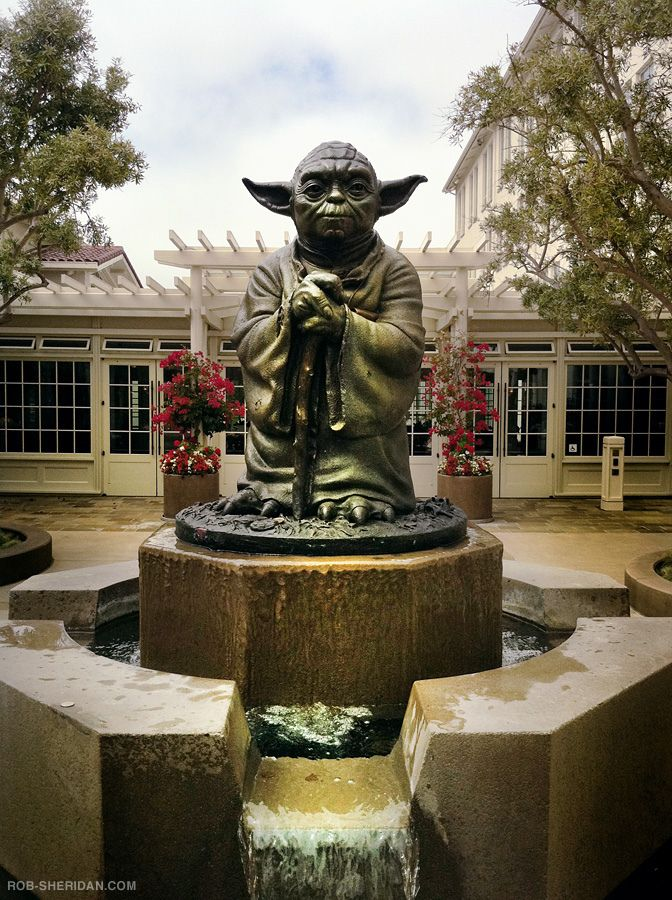 Merveilleux Yoda Garden Statue   Iu0027m Going To Try And Get One Of  These.........wait...there Is No Try, Only Do Or Do Not.
