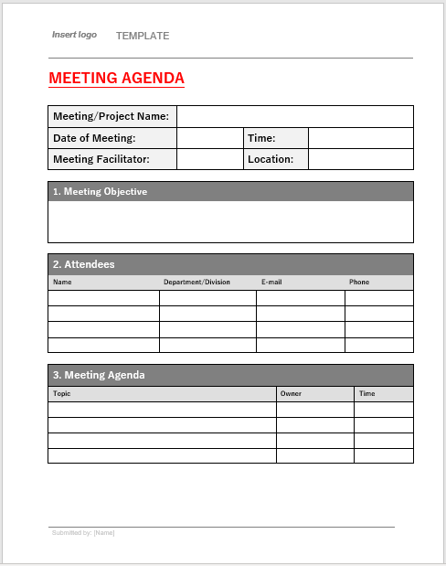 19 Free Meeting Minutes Templates In Ms Word Ms Office Docs Meeting Notes Template Meeting Notes Templates - ms word minutes template