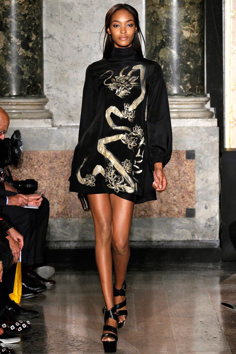 Emilio Pucci Spring 2013 RTW - Review - Fashion Week - Runway, Fashion Shows and Collections - Vogue - Vogue