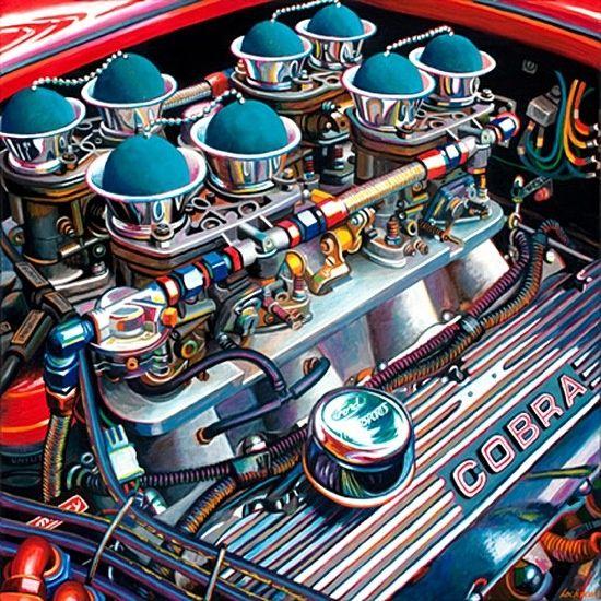 Nice Y Block Custom Motors Engineering Mechanical Power