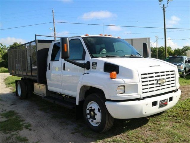 Cars For Sale Used 2006 Chevrolet Kodiak C4500 2wd Crew Cab For