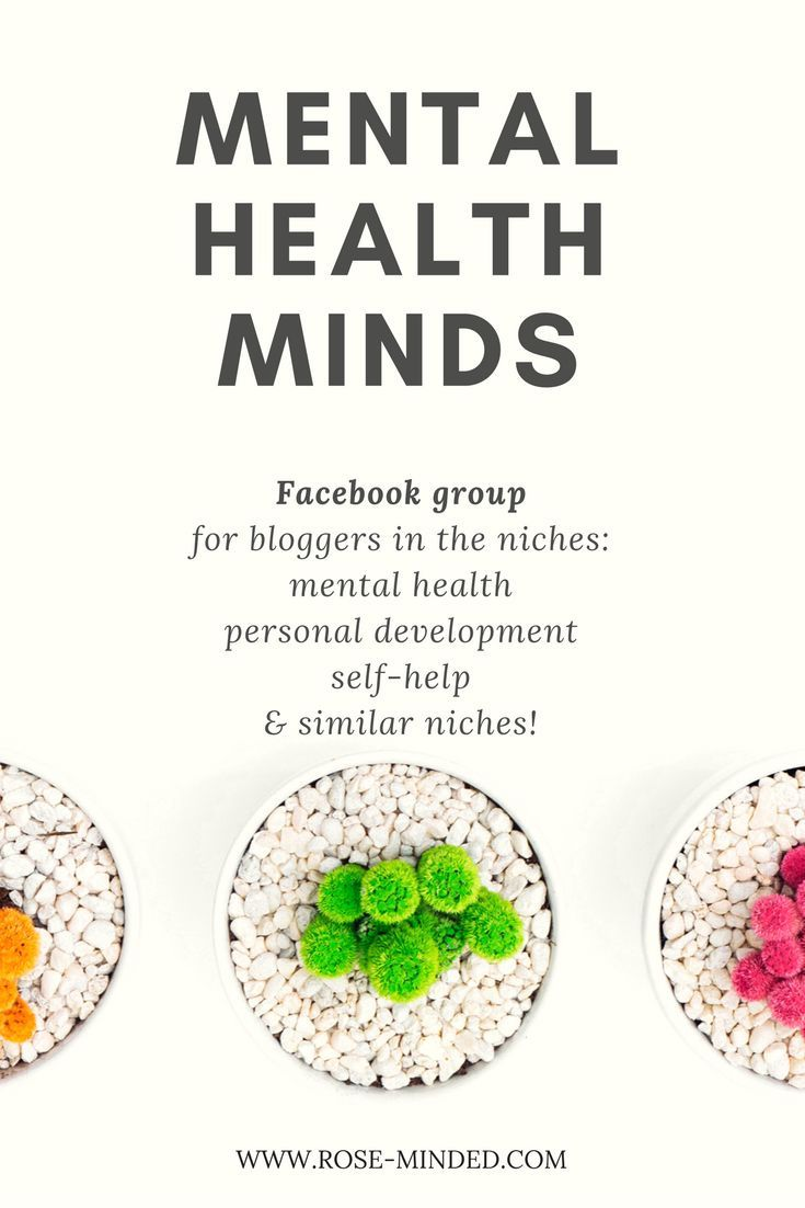 Mental Health Minds Facebook Bloggers Group For The Blog Niches