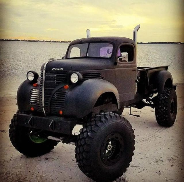 Lifted '39 Plymouth Hot Rod | Adrenaline Capsules | Dodge ...