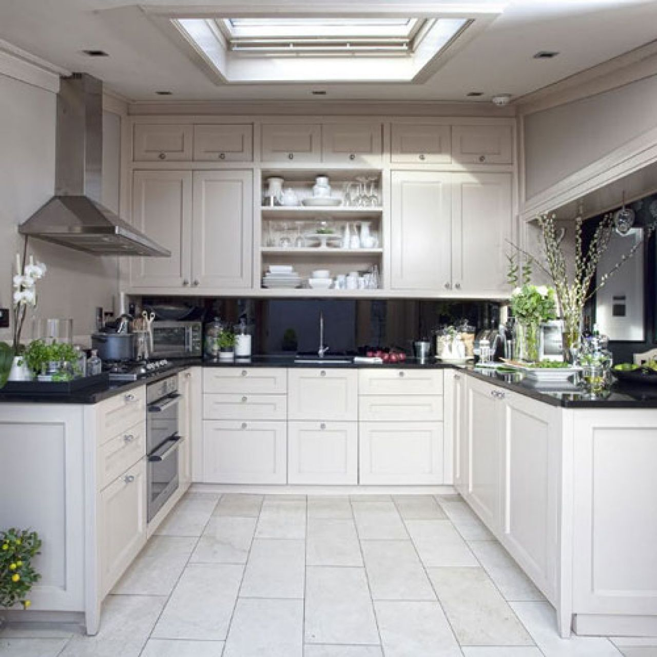 White Kitchen For Small Kitchens New U Shaped Kitchen Designs U Shaped Kitchen Designs Small