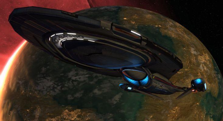 Star Trek Online – Personal Starships