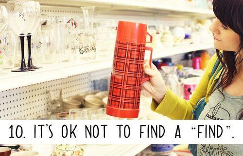 Elsie's Thrift Tips
