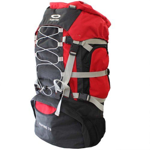 Rio Grande 45 L NEW Hiking Camping Outdoor Pack Backpack Internal Frame