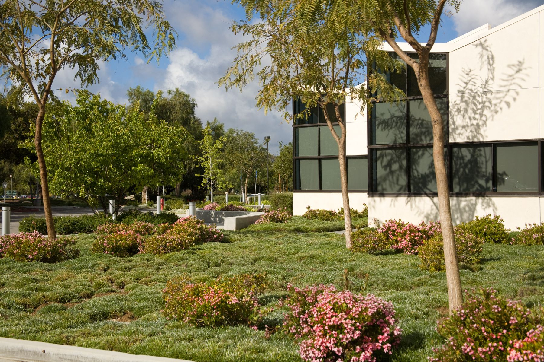 Grant R Brimhall Library In Thousand Oaks Ca Exterior 4