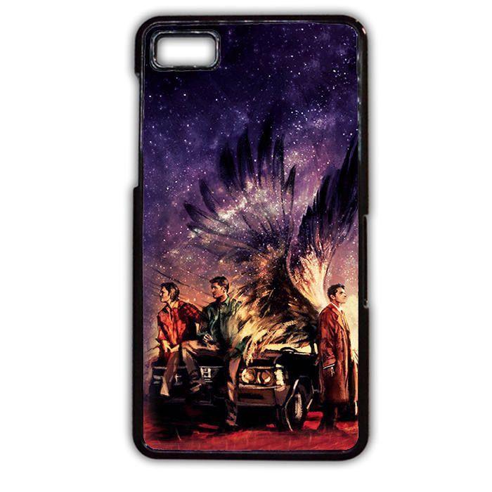Supernatural Art Painting TATUM-10341 Blackberry Phonecase Cover For Blackberry Q10, Blackberry Z10