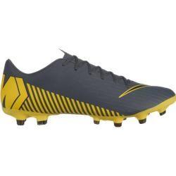 Nike Herren Fußballschuhe Feste Böden Vapor 12 Academy, Größe 41 in Grau NikeNike #pursesandbags