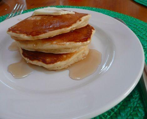 Easy 30 minute recipes for weekday cooking - Blog - Breakfast for Dinner: ShortStacks