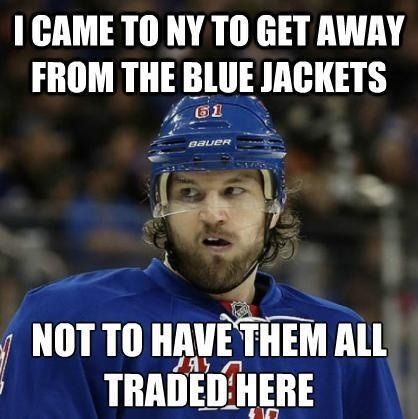 f5a94d27b Funny Rick Nash Jokes -- Stuff I Love About Hockey