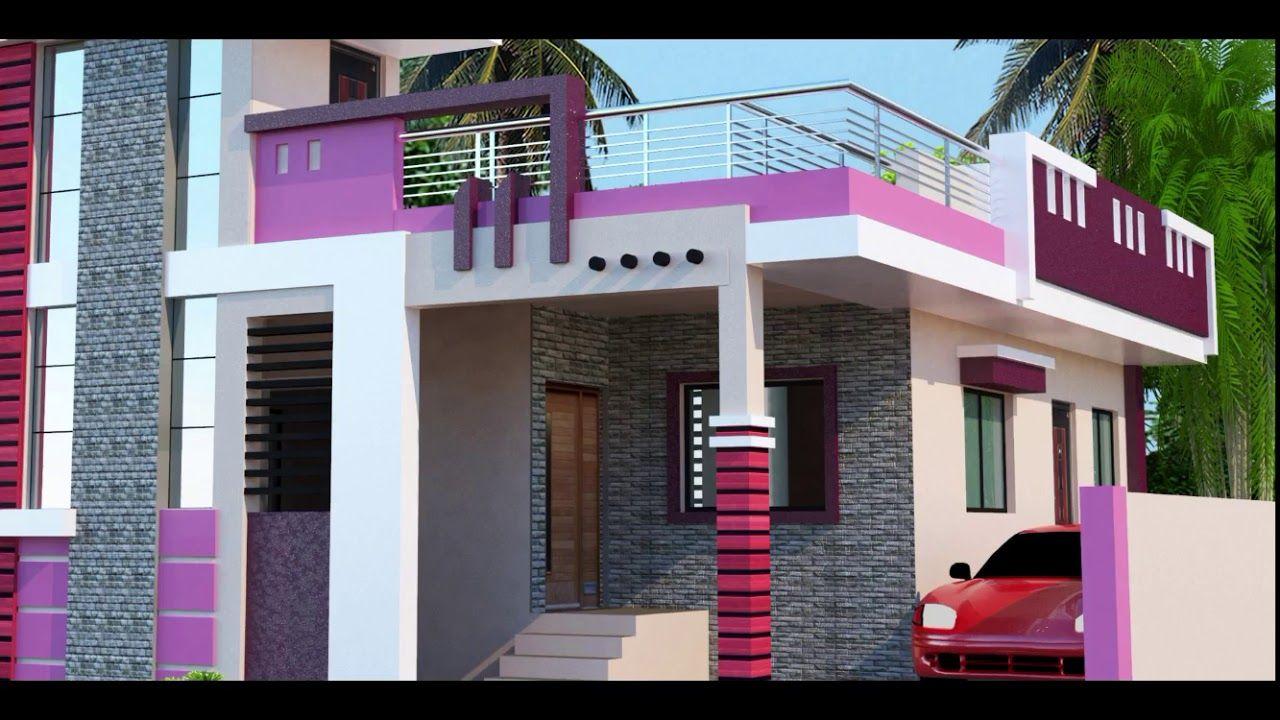 Beautiful Porch Gallery Design Ideas House Front Design Village House Design Small House Front Design