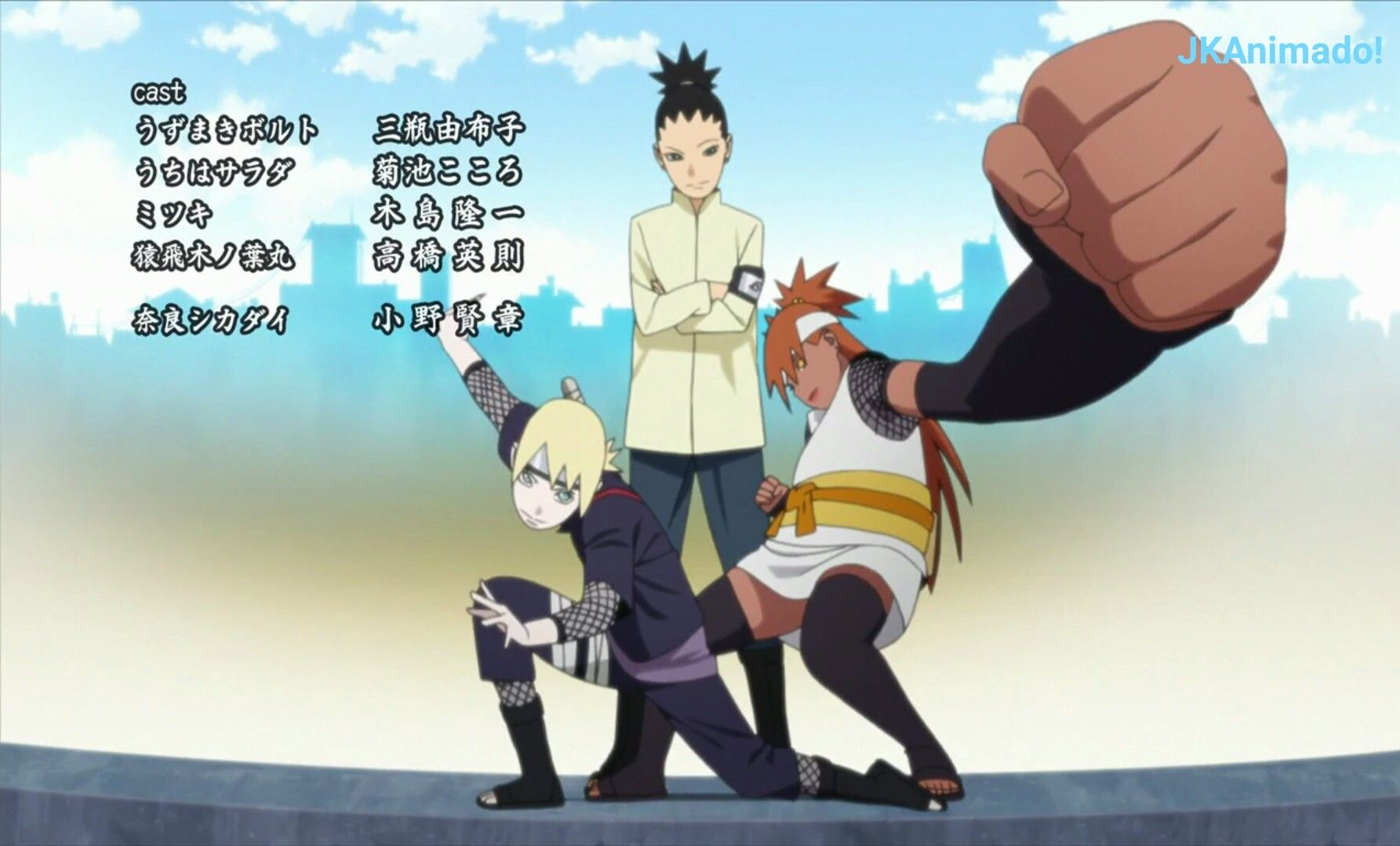 Pin oleh Andika Firmansyah di Naruto and boruto Olahraga