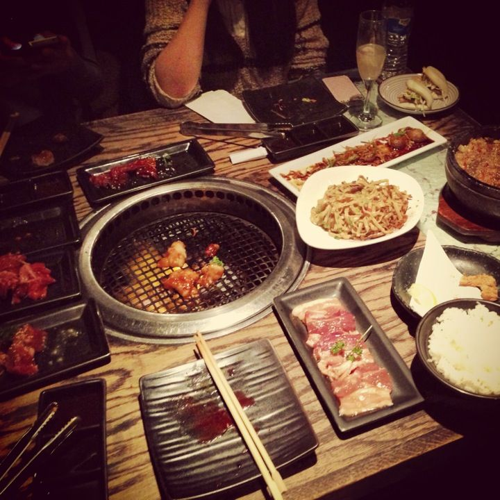 Gyu Kaku Japanese Bbq In New York Ny Travel New York Pinterest